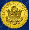 Jefferson Award Winner